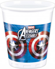 8 Plastikkrus med Avengers™