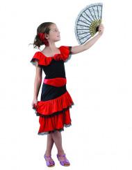 Kostume flamenco til piger