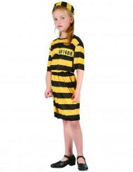 Kostume straffefange gul til piger