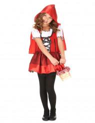 Kostume rødhætte til piger