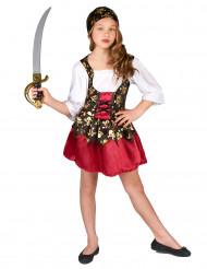 Miss goldsnith - Piratudklædning til piger