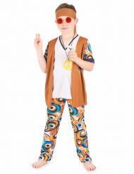 Hippiekostume dreng