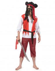 Mr. Dread - Piratkostume til mænd