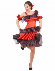 Kostume flamenco til kvinder