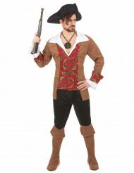 Mr. Rom - Piratudklædning til mænd