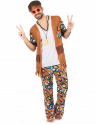 Kostume hippi til mænd