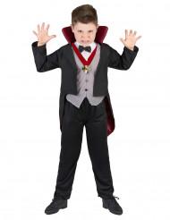 Klassisk vampyrudklædning til børn