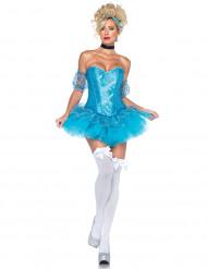 Kostume ballerina prinsesse