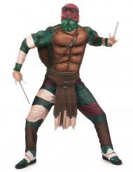 Kostume Raphael Ninja Turtles™ voksen
