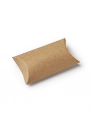10 små æsker i kraftpapir 11 cm