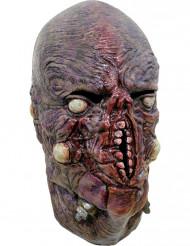 Heldækkende maske Frankenstein?s Army™ Barberbladstænder