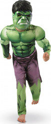 Udklædningsdragt Hulk Avengers™ barn