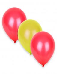 12 Spanske supporter balloner 27 cm