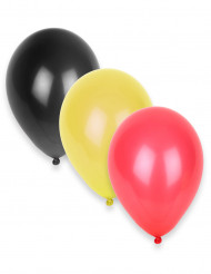 12 balloner i tysklands farver