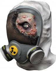 Maske giftig zombie voksen