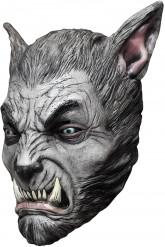 Maske varulv grå