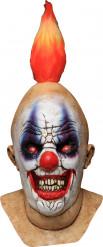 Heldækkende maske klovnen Squancho