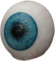 Maske enormt øje