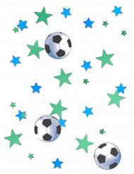Championship soccer konfetti