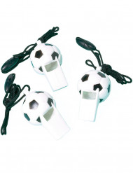 12 Championship Soccer fløjter