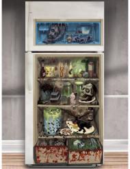 Dekoration køleskab zombie