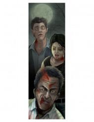 Dekoration zombie portræt