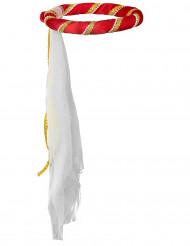 Hovedklæde middelalder rød pige