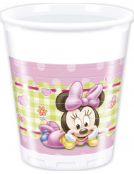 8 Krus med Baby Minnie™ 20 cl