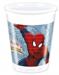 8 Krus Spiderman™ 200 ml.