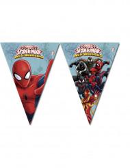 Guirlande med faner Spiderman™
