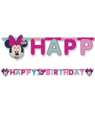 Happy Birthday guirlande Minnie™
