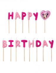 Stearinlys Happy Birthday Minnie™