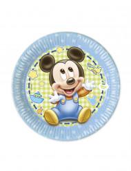 Baby Mickey™ paptallerkener 20 cm