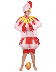 Høne - udklædning voksen