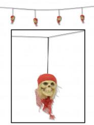 Guirlande pirat kranie