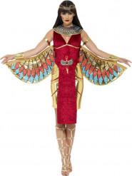 Egyptisk gudinde i rødt til kvinder