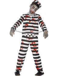 Udklædningsdragt zombiefange Halloween barn
