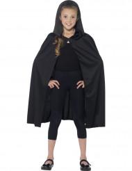 Kappe med sort hætte barn Halloween
