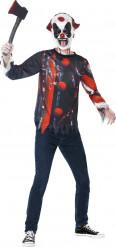 Komplet kit ond klovn teenage halloween