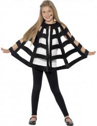 Kappe edderkop sort barn Halloween