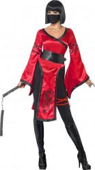 Kostume ninjakriger til kvinder