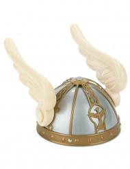Hjelm gallisk ørn med vinger voksen