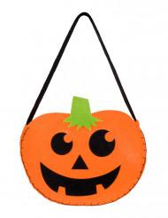 Halloween græskartaske