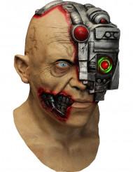 Cyborg Maske Animeret