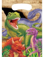 8 gaveposer fødselsdag med dinosaurer
