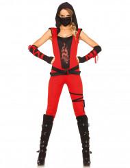 Ninja-kostume kvinde
