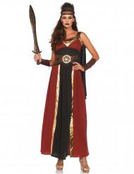 Romersk krigerkvinde dragt