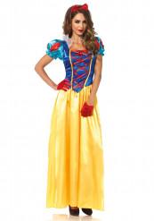 Udklædning eventyrprinsesse kvinde