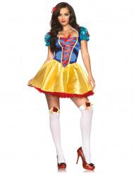 Kostume eventyrprinsesse voksen