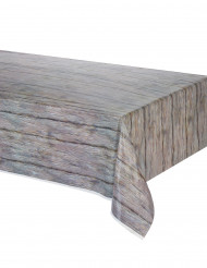 Dug rustik træ effekt 137x274 cm